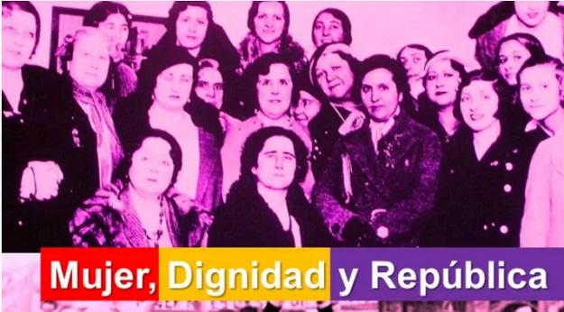 Manifiesto de Alternativa Republicana con motivo del Día Internacional de la mujer