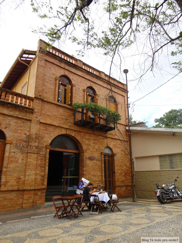 Restaurante Ca´ Di Mattone