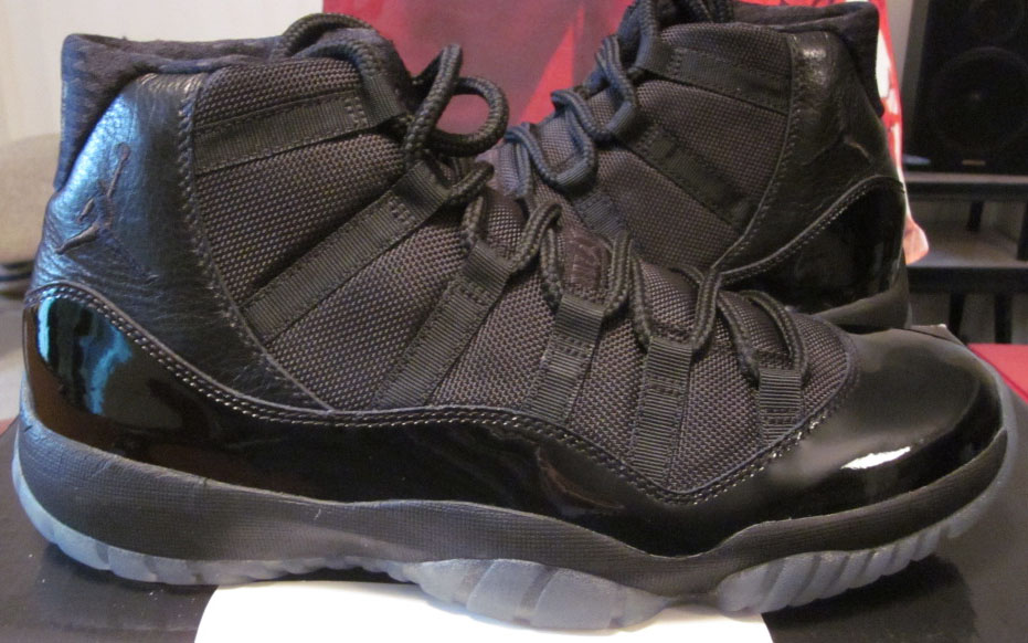 First Look at  Prom Night  Jordan 11s Expected to hit stores May 26 ... a2ddf142e