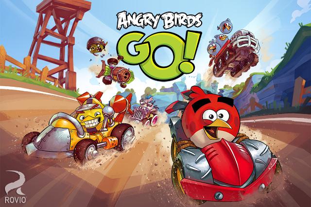 !Angry Birds GO
