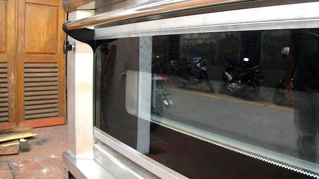 oven gas otomatis import revon