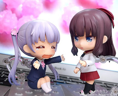 "Preview del Nendoroid Hifumi Takimoto de ""NEW GAME!"" - Good Smile Company"