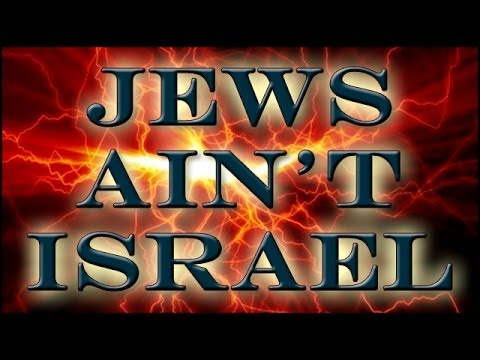 Jews Ain't Israel ....... A Blessing and not a curse.