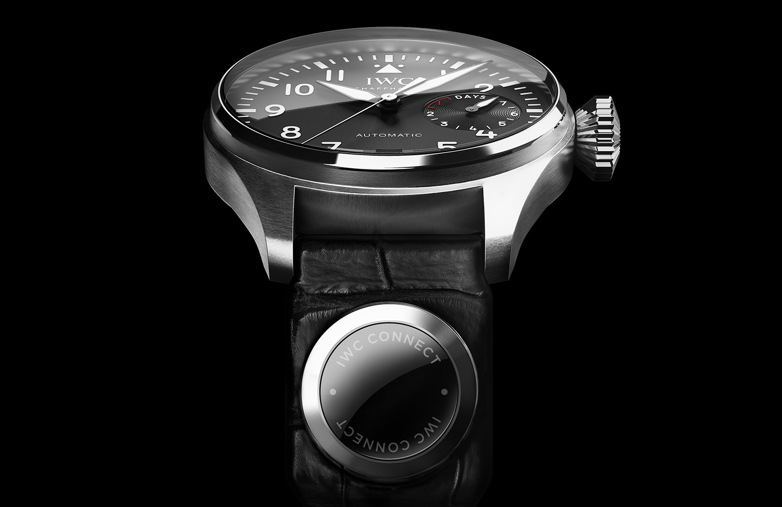 IWC: Smart on the band