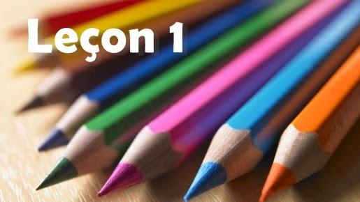 Tuto Dessin Dessin Aux Crayons De Couleur Tuto Dessin Lecon 1