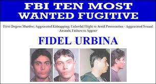 Fidel Urbina orang paling dicari oleh FBI