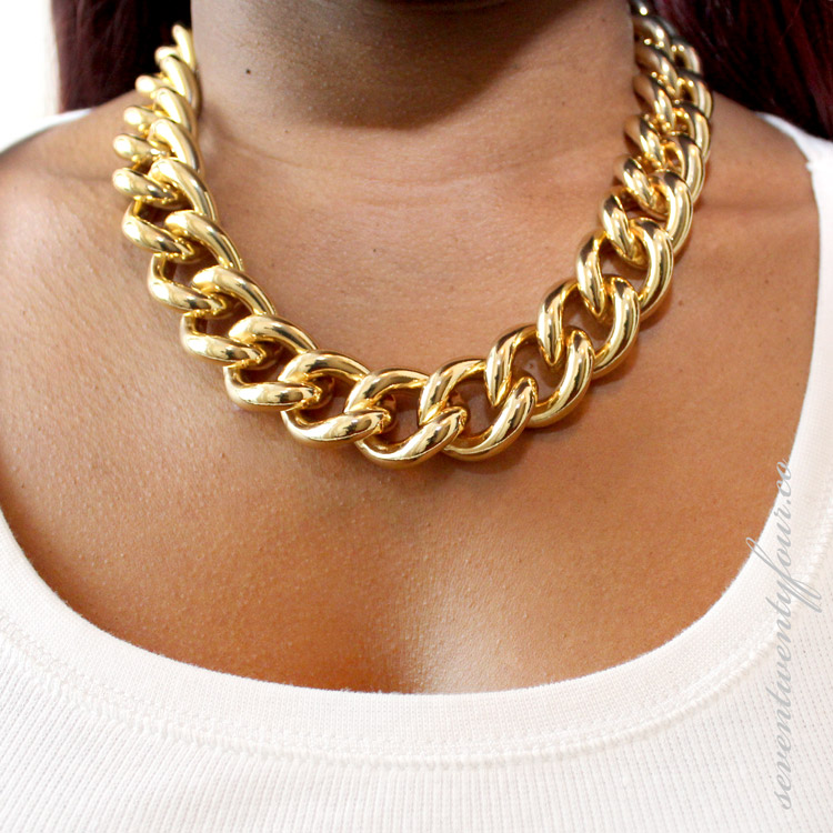 You searched for: chunky gold necklace! Etsy is the home to thousands of handmade, vintage, and one-of-a-kind products and gifts related to your search. No matter what you're looking for or where you are in the world, our global marketplace of sellers can help you find unique and affordable options. Let's get started!