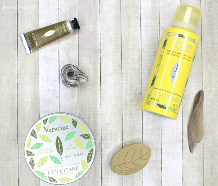 #FrenchFriday : Staying Cool In The Heat With L'Occitane Verbena Collection