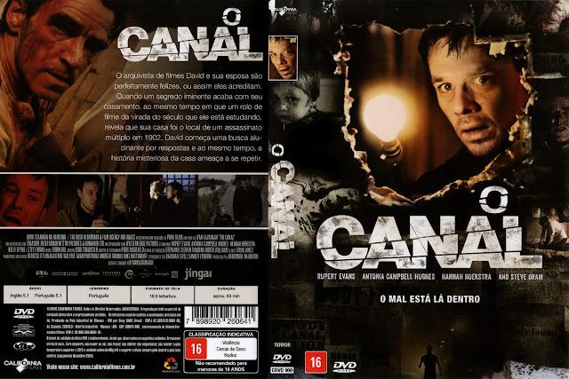 Capa DVD O Canal