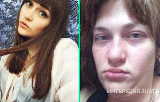 Как обычные девушки выглядят на фото в социальных сетях и в жизни