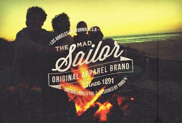 50 Inspiring Retro and Vintage logo Designs - Jayce-o-Yesta