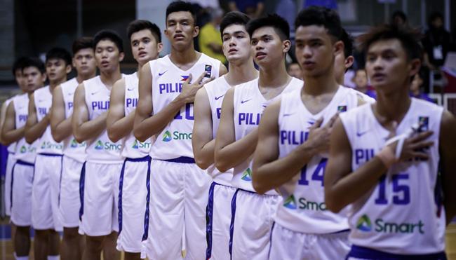 Batang Gilas U18 Final 12-man lineup to 2016 FIBA Asia U18 Championship