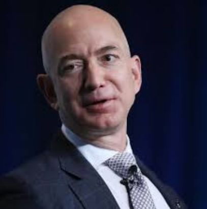 Amazon Owner Jeff Bezos Makes $10billion In Just 10days Of 2018