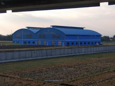 Balai Perawatan Kereta Api Ngrombo