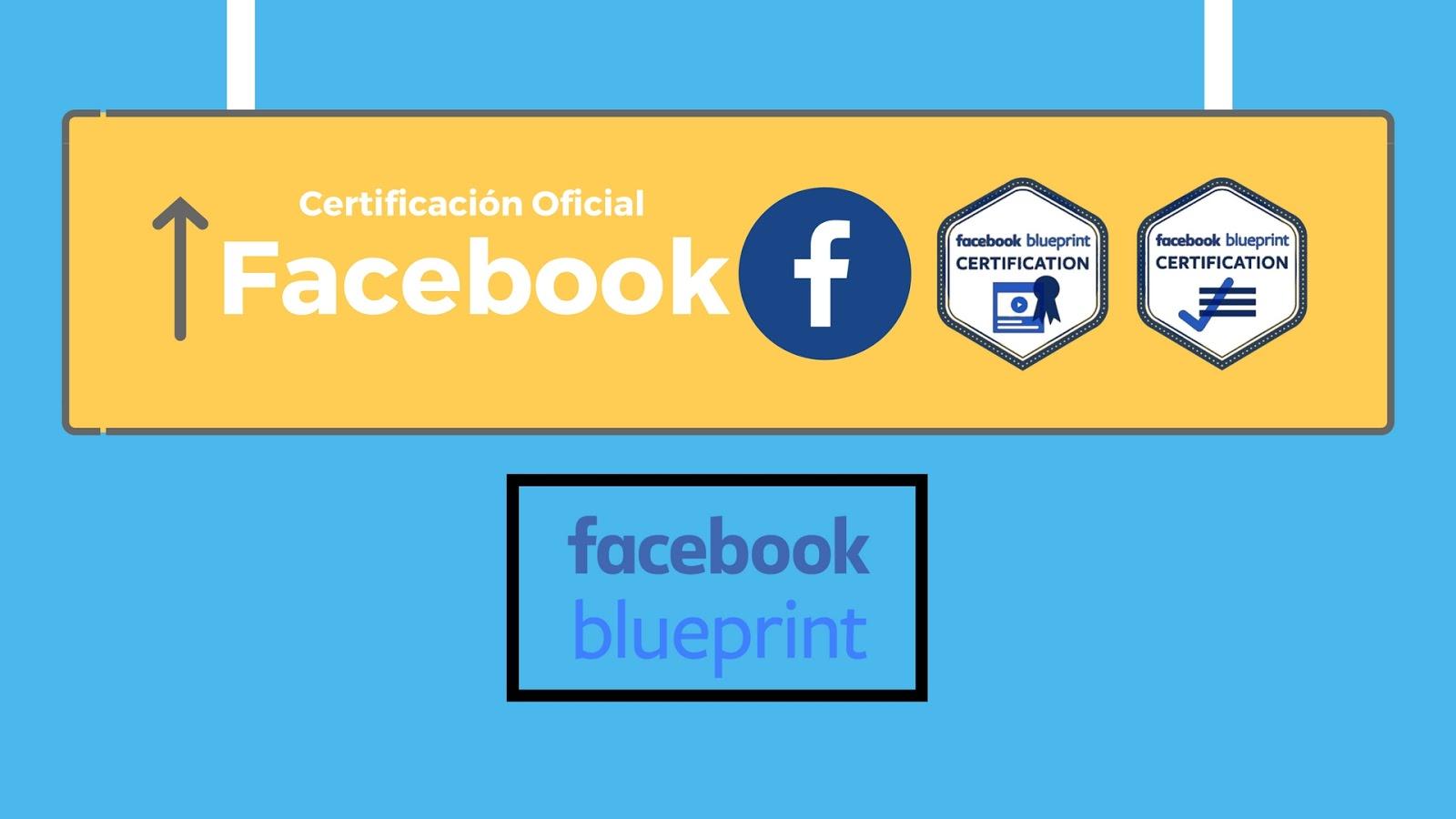 Certificacion Facebook