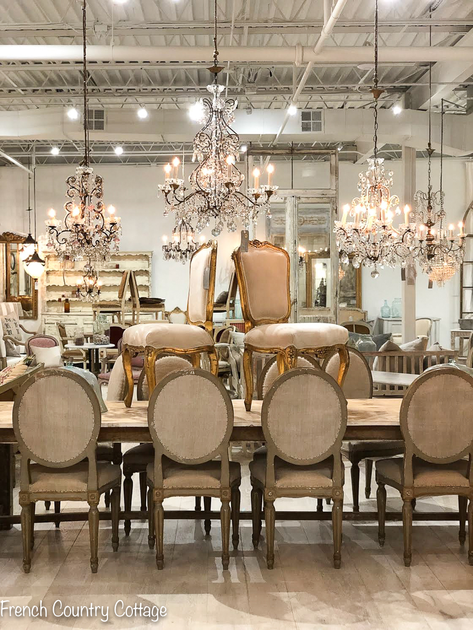 French Antique Inspirations & What I love at Eloquence