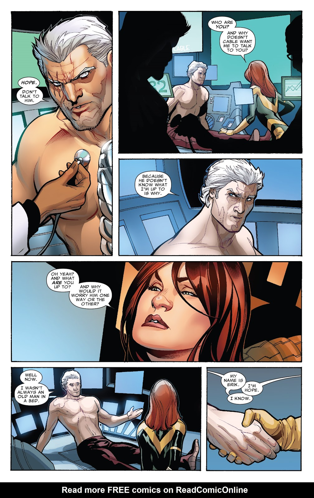 Read online X-Men: Second Coming comic -  Issue # _TPB (Part 2) - 52