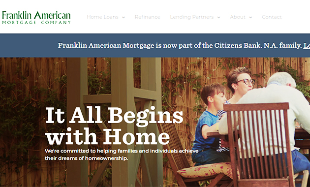 Franklin American Home Mortgage and Its Various Loan Types