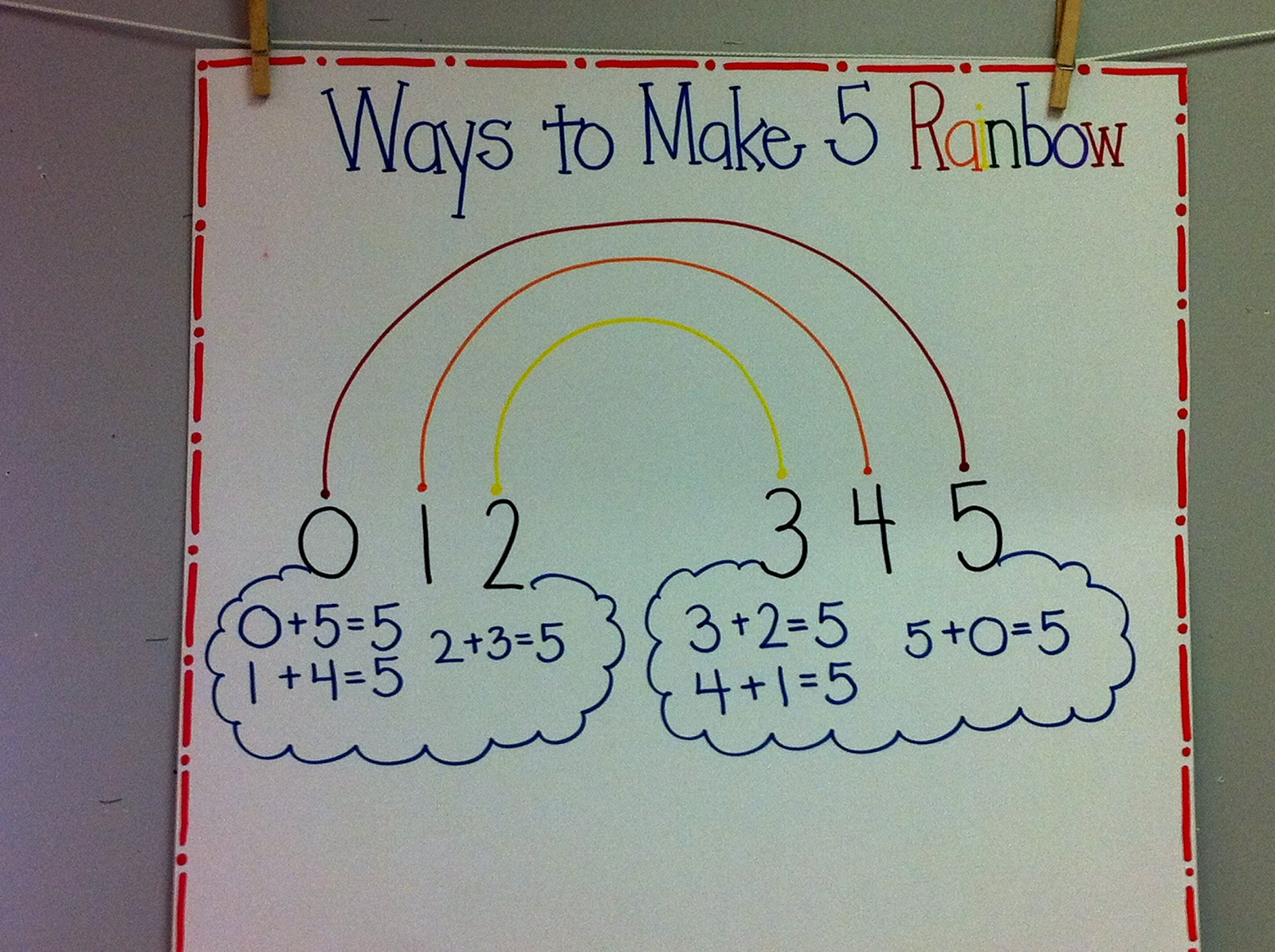 Ways To Make 5 And 10 Rainbows Of Fun