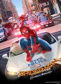 Spider Man Homecoming (2017) 300mb- Hindi Dubbed Full Movie Download