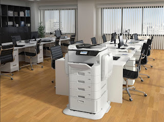 Source: Epson Singapore. The WF-C869R printer.