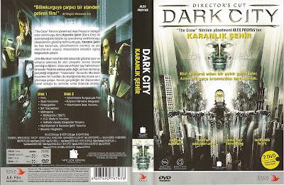 Gizemli Şehir DVD, Karanlık Şehir DVD