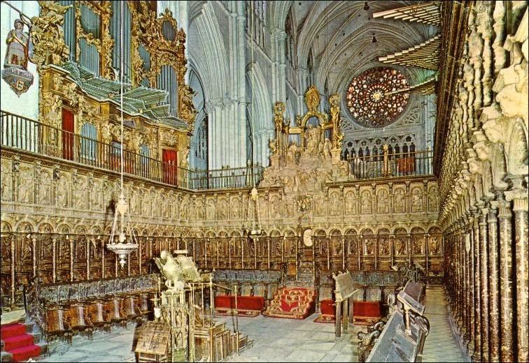 A Catedral de Toledo
