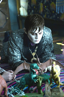 Johnny Depp Dark Shadows vampire