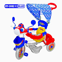 royal ry3082c aeroplane baby tricycle