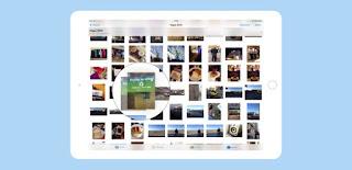 Cara Mengatur Ulang Foto di iOS 11