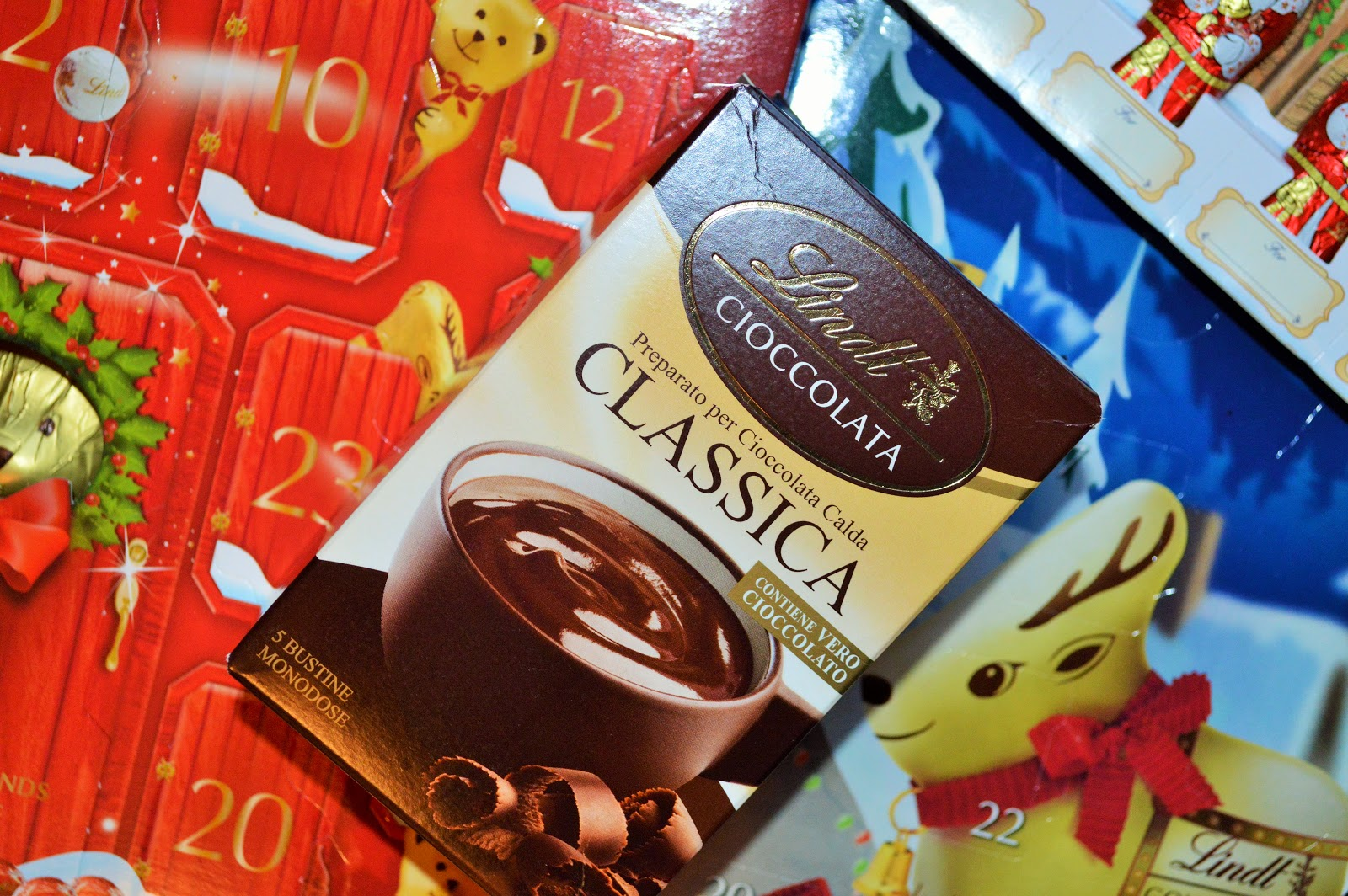 Lindt Hot Chocolate