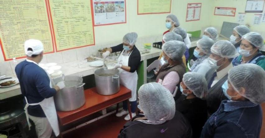 MIDIS - Qali Warma fortaleció capacidades de Comités de Alimentación Escolar en la prestación del Servicio Alimentario - www.qaliwarma.gob.pe