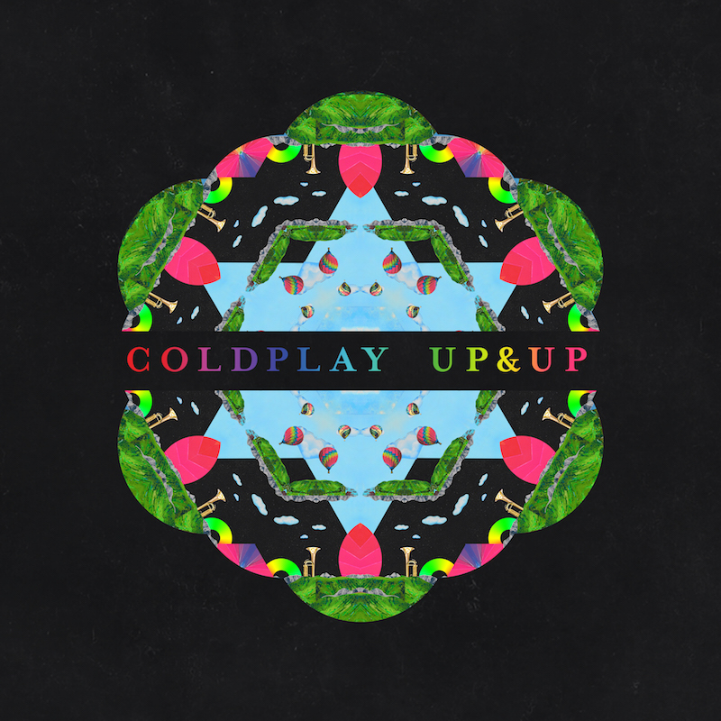 Coldplay – Up&Up
