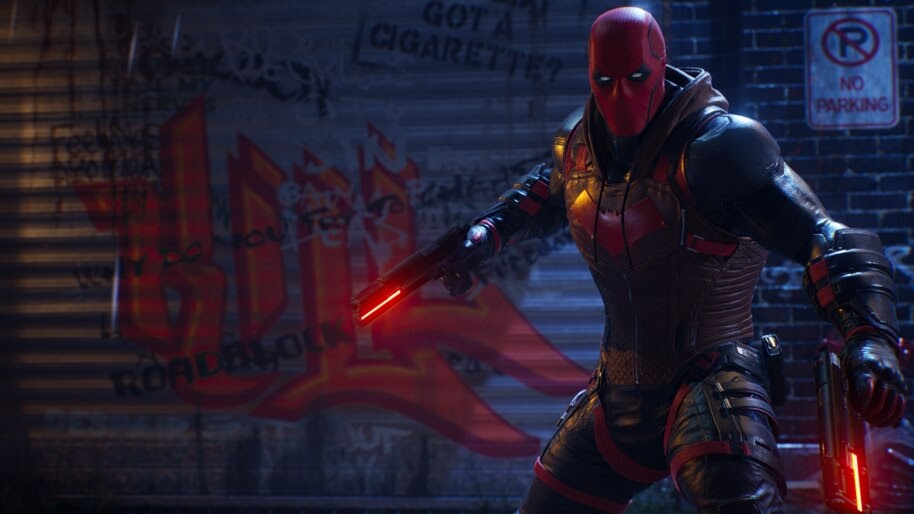 Gotham Knights, Red Hood, 4K, #3.2554