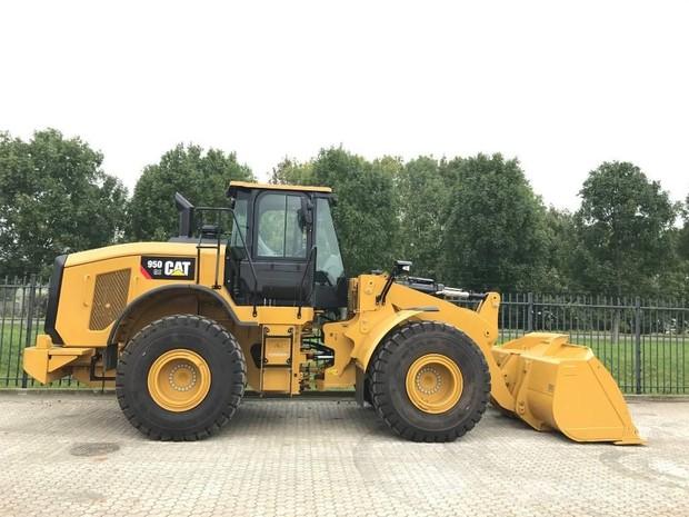 Caterpillar 950K OEM WHEEL LOADER Service Repair Manual DPT