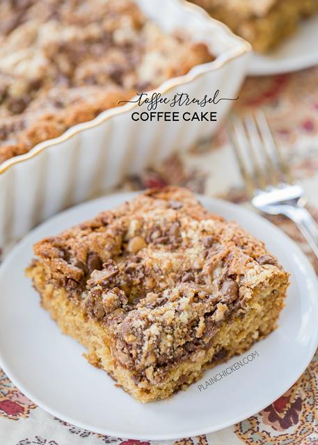 recipe: buttermilk streusel coffee cake [21]