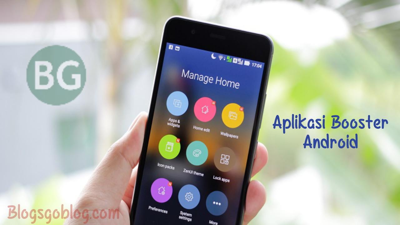 Aplikasi untuk Mempercepat HP Android Ampuh Terbaik Terbaru