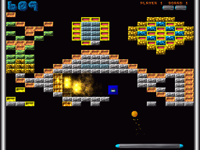تحميل لعبة DX Ball 1 كامله للكمبيوتر برابط واحد مباشر