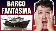 Barco Fantasma Aparace em Praia do Maranhão (#127 Minuto Assombrado)