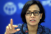 Indonesia finance minister sri mulyani