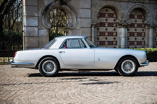 1960 Ferrari 250 GT Coupe Car Side Right