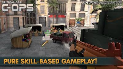 Download Critical Ops Apk v0.6.0 (Mod Ammo) Terbaru