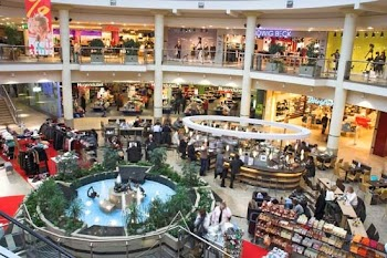 Shopping centers registram alta de 7,44% nas vendas do primeiro semestre de 2014