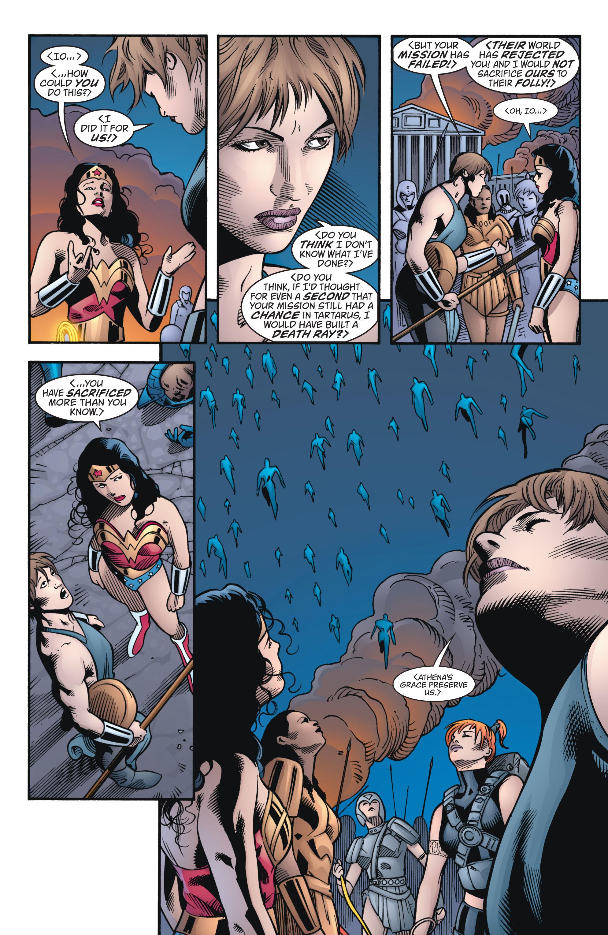 Read online Wonder Woman (1987) comic -  Issue #224 - 15