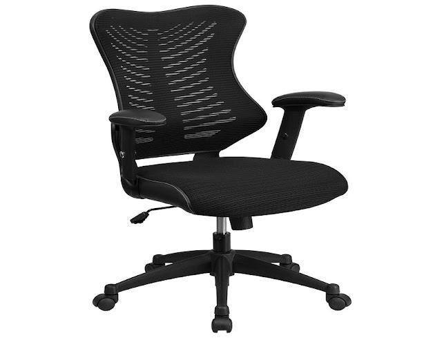 buy best ergonomic office chair under $400 black for sale online