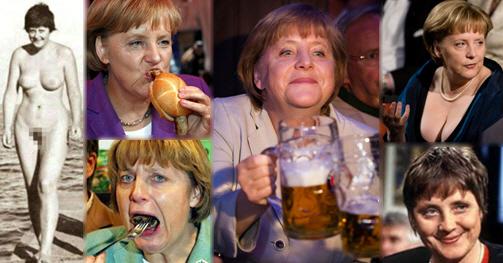 Angela Merkel - Η Καγκελάριος της Γερμανίας, Όπως δεν την Ξέρουμε