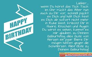 Geburtstagswünsche Lange Texte