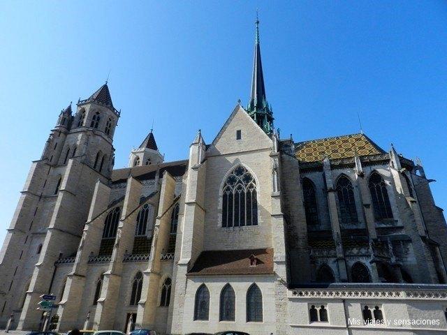 Catedral de St-Bénigne, Dijon, Borgoña, Francia