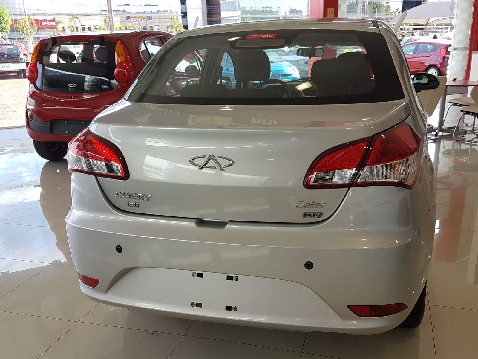 Chery Celer Sedan 2016 Esta Sendo Vendido A R 32 900 Car Blog Br