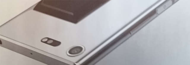 Sony Xperia XZ Premium: imagem vazada mostra smartphone brilhante